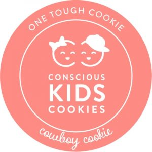 One Tough Cookie by Conscious Kids Cookies