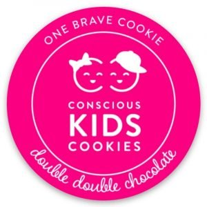 One Brave Cookie by Conscious Kids Cookies