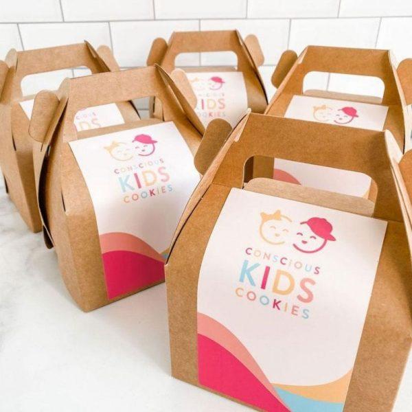 Conscious Kids Cookies' Gift of Gratitude Box