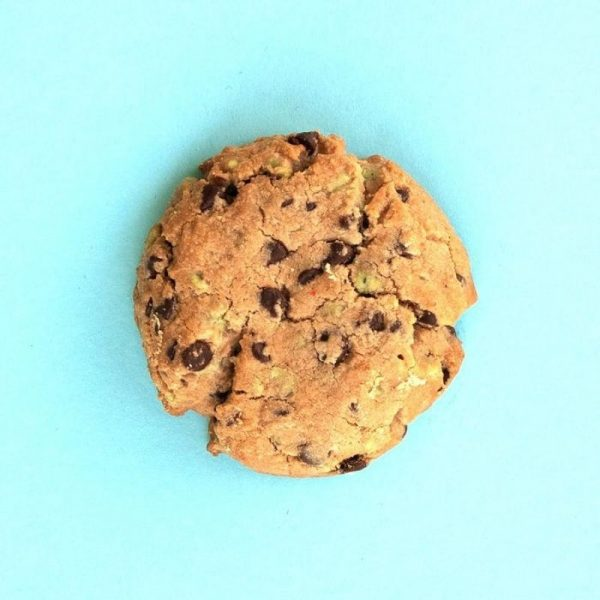 Mint Chocolate Chip Cookie by Conscious Kids Cookies