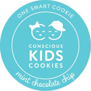 One Smart Cookie by Conscious Kids Cookies