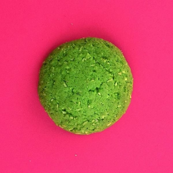 The Pandan Cookie by Conscious Kids Cookies