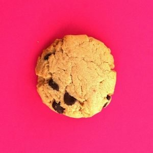 Peanut Butter Chocolate Chip: One Friendly Cookie
