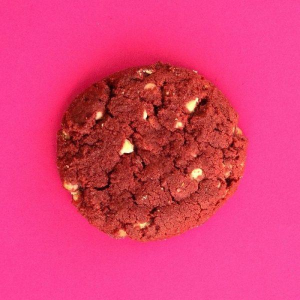 Red Velvet of Conscious Kids Cookies