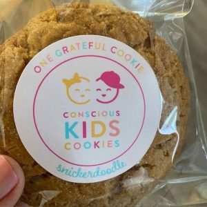 One Grateful Cookie by Conscious Kids Cookies