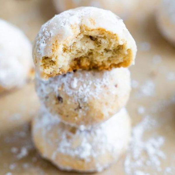 Snowball Cookie: One Joyful Cookie