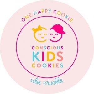 Conscious Kids Cookies One Happy Cookie